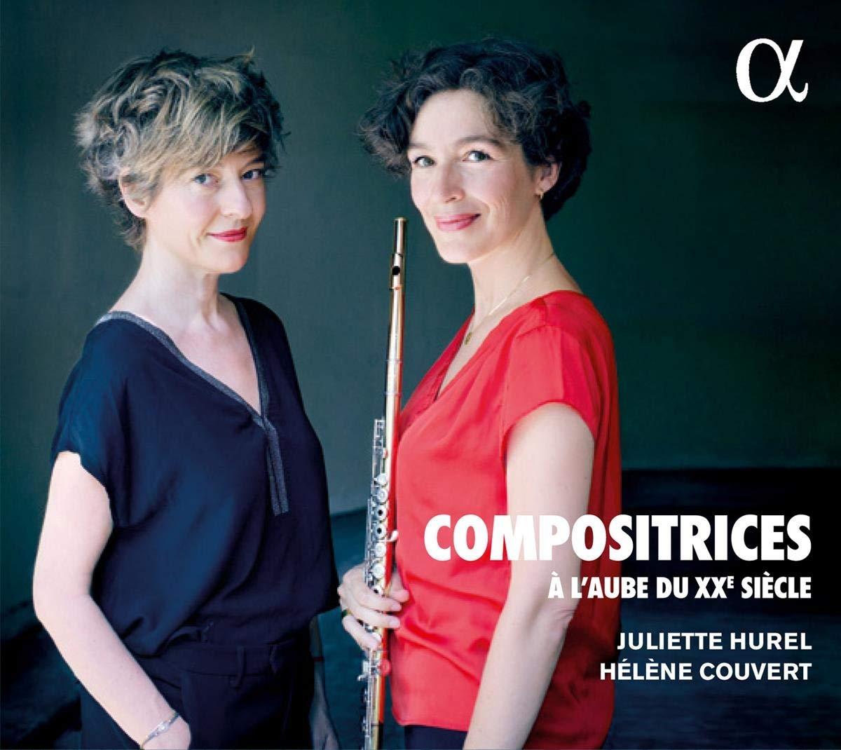 Juliette Hurel en Hélène Couvert vereeuwigen vrouwelijke componisten van begin 20eeeuw