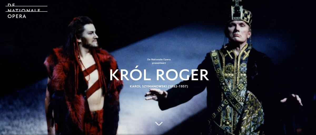 Gevoel en intellect strijden om voorrang in Król Roger van KarolSzymanowski
