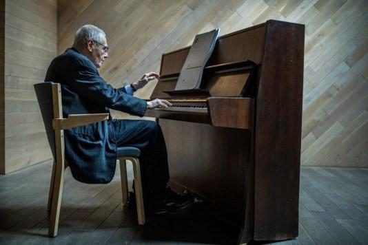 György Kurtág 95: nog elke dag een nieuwecompositie
