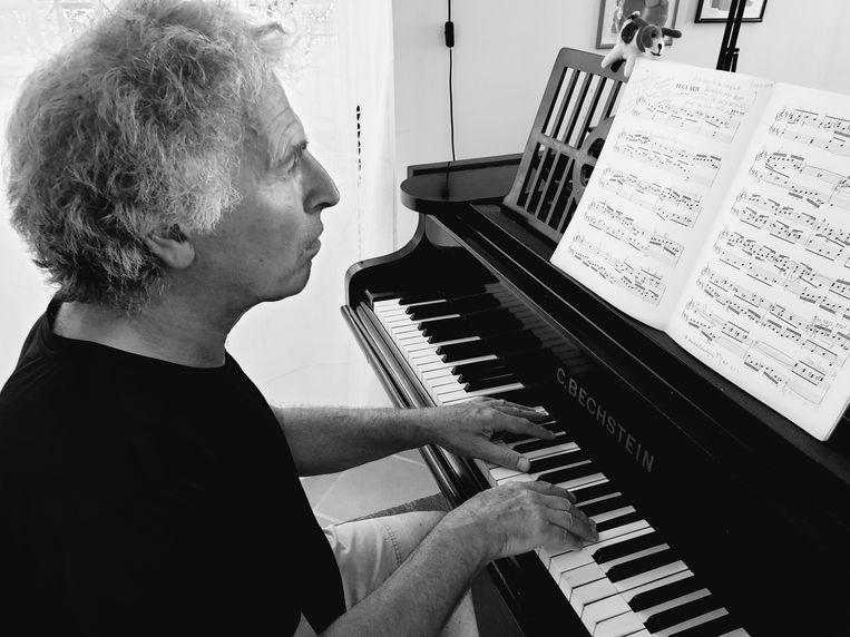 Pianist Marcel Worms: 'Dankzij livestreaming kan ik programmeren wat ikwil'