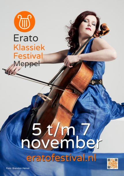Eratofestival Meppel: intiem en gevarieerd, van Europees tot Arabisch klassiek en van Piazzolla tot spokenword